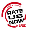 Rate Us Now in SAGE